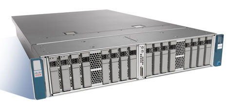 CiscoUCS C260 M2
