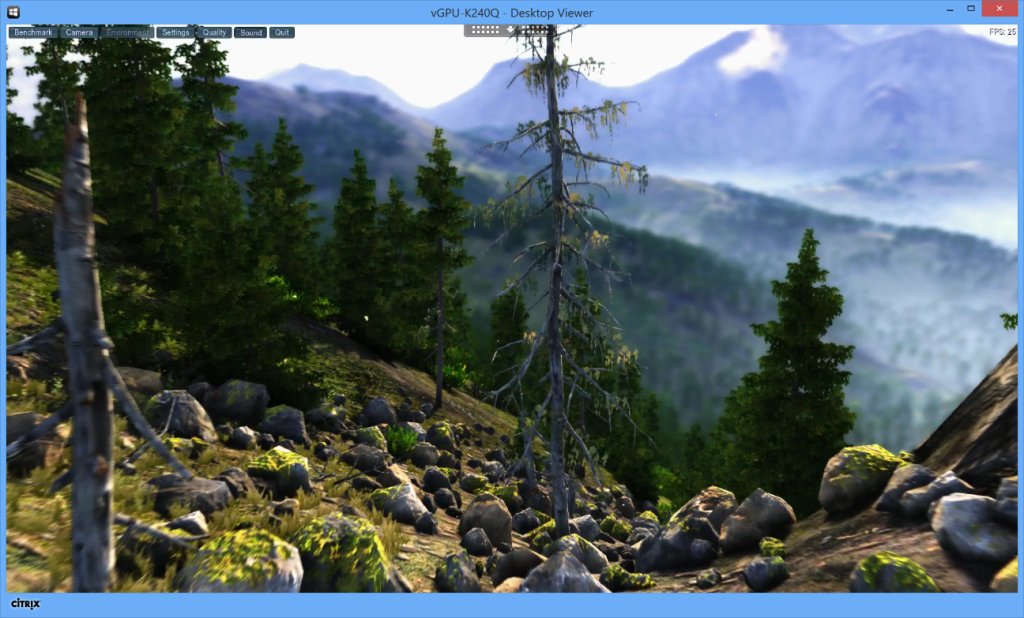 Larger resolution scales to session window